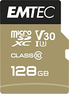Emtec Speedin Pro 128 Gb Microsdxc Memory Card Class 10 Computers Accessories