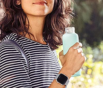 Fitbit Versa Health & Fitness Smartwatch with Heart Rate, Music & Swim Tracking by Fitbit