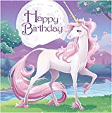 Fantasy Unicorn Napkins (Pack of 16)