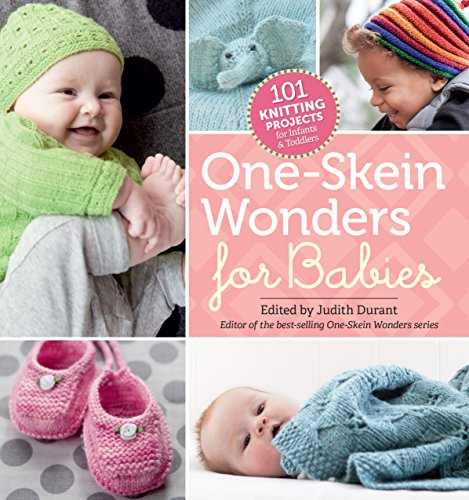 One-Skein Wonders® for Babies: 101 Knitting Projects for Infants & Toddlers (English Edition) (Cardigan Crochet Knit)