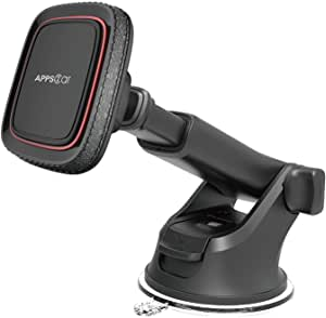 Apps2car Car Mount 2 In 1 Universal Mobile Phone Car Magnet Mount Dashboard Mount Air Vent Mount For Mobile Phones And Tablets Elektronik