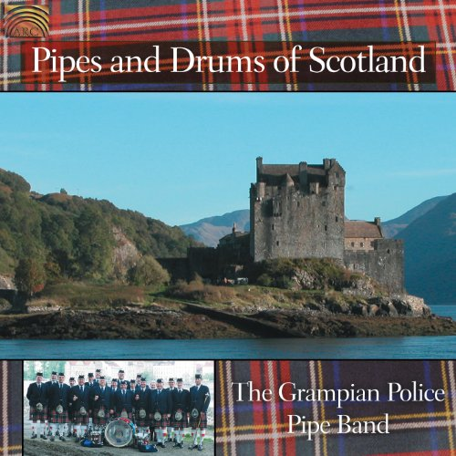 Band Drum (Grampian Police Pipe Band: Pipes and Drums of Scotland)