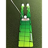EyeLine Golf Unisex Total Stroke Putting System By Jon & Jim Mclean