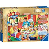 Ravensburger WHAT IF? No.15 - Christmas Day 1000pc Jigsaw Puzzle