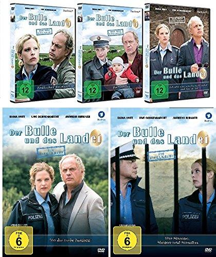 Der Bulle und das Landei - Set (5 DVDs)