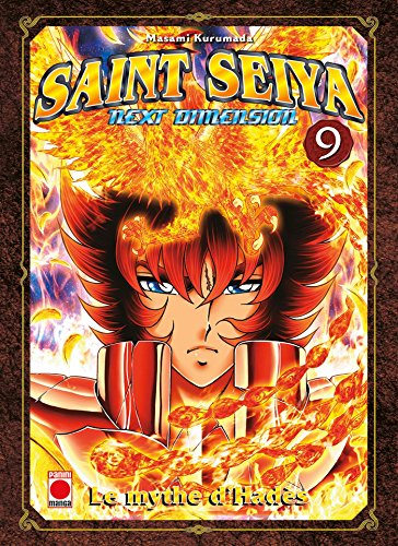 Saint Seiya Next Dimension - Le myth d'Hades Vol.9