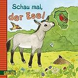 Bauernhof Sonnenschein: Schau mal, der Esel