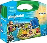 PLAYMOBIL Camping Adventure Carry Case Building Set