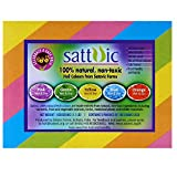 #4: Satavic Farms 100% Natural Holi Color powder (Gulal) - 500 gms - 5 colours assorted pack - Herbal, Skin-safe & non-toxic