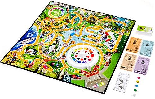 Hasbro 04000456 il gioco della vita gioco da tavolo edizione classica - Gioco da tavolo non t arrabbiare ...