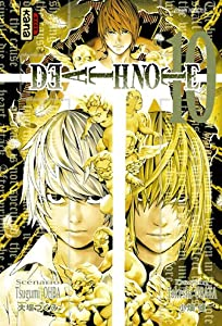 Death Note Edition simple Tome 10