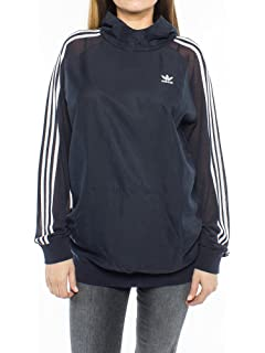 adidas Originals Sweat à Capuche Shadow Trefoil: