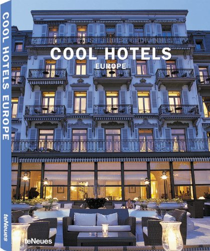 Cool Hotels Europe Buch-Cover