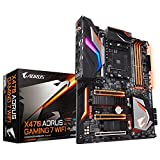 Gigabyte X470 Aorus Gaming 7 WiFi - ATX Placa Base, Color Negro
