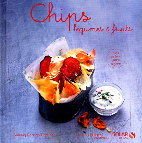 CHIPS LEGUMES & FRUITS -VG-