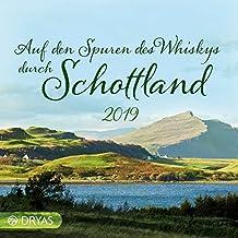 Auf den Spuren des Whiskys durch Schottland 2019
