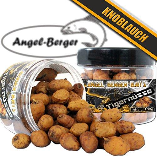 Angel-Berger Baits Tigernüsse Verschiedene Sorten Tigernuts Tigernuss (Knoblauch)