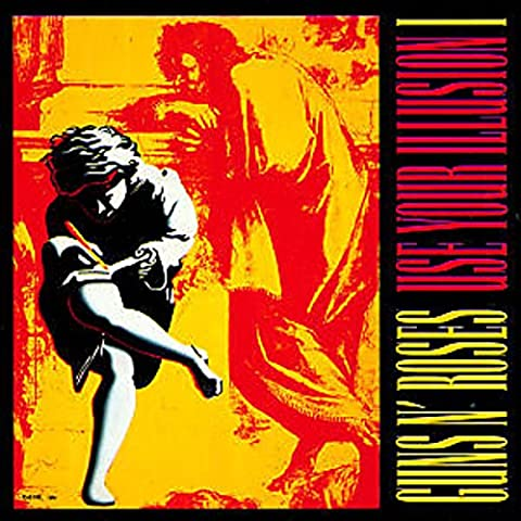 Use Your Illusion I (Back-To-Black-Serie) [Vinyl