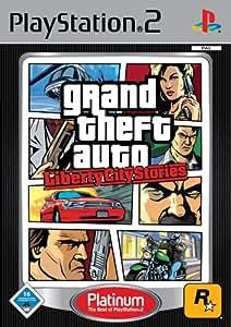 Grand Theft Auto: Liberty City Stories [Platinum]