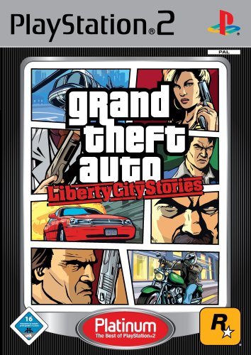 Grand Theft Auto: Liberty City Stories [Platinum]
