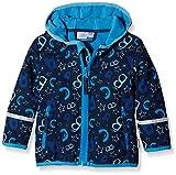 Sterntaler Softshell-Jacke für Kinder, Alter: 9-12 Monate, Größe: 80, Marine (Blau)
