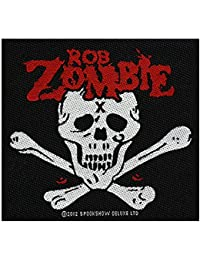 ROB Zombie parche Dead Return Patch 10x 9,5cm Hard Rock Heavy Metal