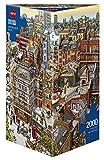 Heye 29753 - Dreieckspuzzle, Sherlock Triangular 2000 Teile, Göbel/Knorr, Mehrfarbig