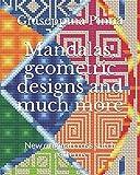 Mandalas, geometric designs and much more: New original cross stitch patterns
