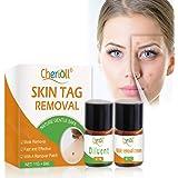 مزيل علامات الجلد، مزيل علامات الخلد والجلد، كريم Skintag، مجموعة لوشن مزيل وترميم علامات الخلد والجلد، وإزالة الشامات وعلاما