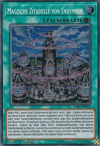 DASA-DE055 - Magische Zitadelle von Endymion - Secret Rare - Yu-Gi-Oh - Deutsch - 1. Auflage