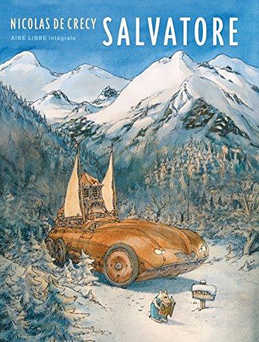 Salvatore, L'Intégrale - tome 1 - Salvatore Intégrale (édition spéciale)