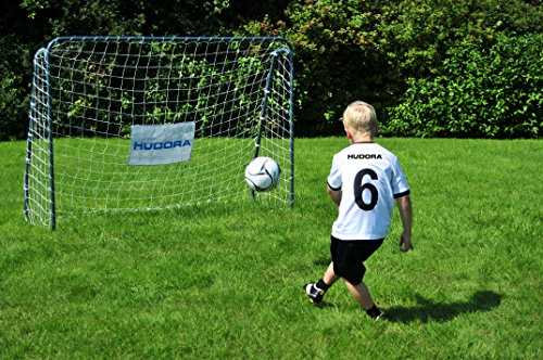 HUDORA Fußballtor Freekick mit Torwand (Art. 76900) -