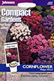 johnsons seeds - Pictorial Pack - Fiore - Fiordaliso Midget Mix - 150 Semi