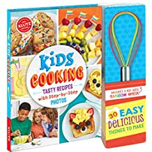 Kids Cooking: Tasty Recipes with Step-By-Step Photos