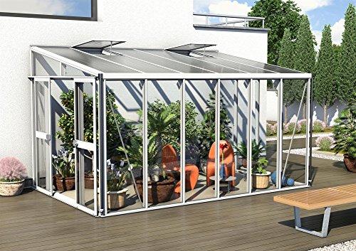 Vitavia Pavillon-Nachrüstsatz weiß Helena 10200