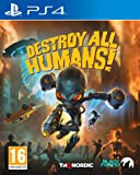 Destroy All Humans! Standard Edition - PlayStation 4
