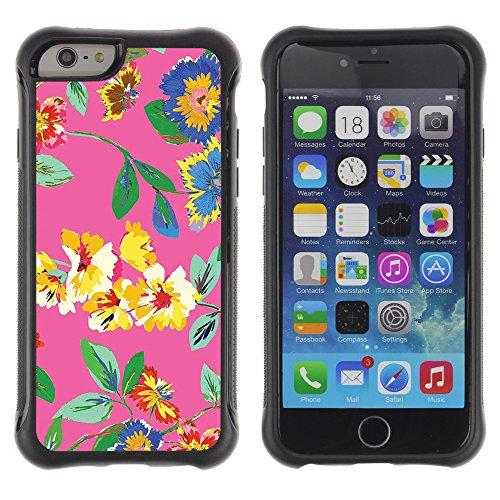 Graphic4You ALIEN SYMBOLS Muster Shockproof Anti-Rutsch Weichen Hülle Case Tasche Schutzhülle für Apple iPhone 6 Plus / 6S Plus Design #3