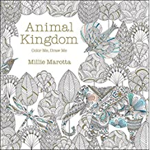 Animal Kingdom: Color Me, Draw Me (A Millie Marotta Adult Coloring Book) by Millie Marotta (2014-09-23)