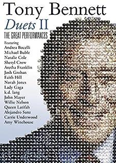 Duets II: The Great Performances DVD [2012] (B006ZPJWBM)   Amazon price tracker / tracking, Amazon price history charts, Amazon price watches, Amazon price drop alerts