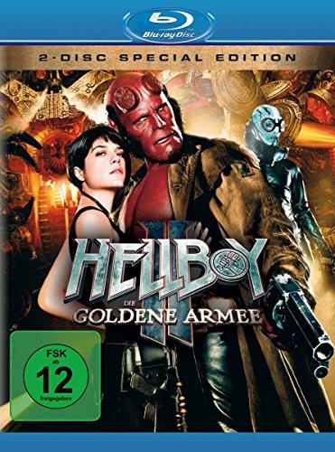 Hellboy 2 - Die goldene Armee  (+ DVD) [Blu-ray] Preisvergleich