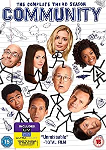 Community - Season 3 [DVD]