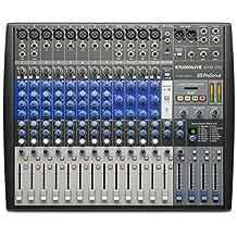 Carte son professionnelle - PreSonus StudioLive AR16 USB - Mixeur hybride 18 canaux USB