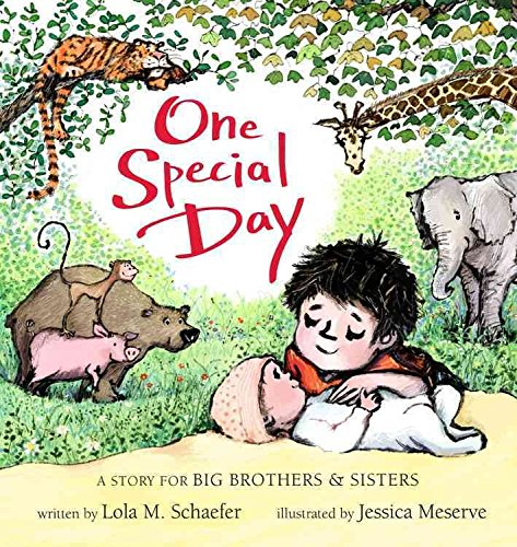 [(One Special Day : A Story for Big Brothers & Sisters)] [By (author) Lola M Schaefer ] published on (March, 2012)