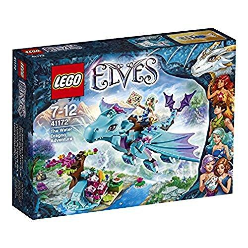 LEGO Elves 41172 - Abenteuer mit dem Wasserdrachen, Kreatives Spielzeug (Lego Fee)