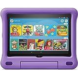 Kindgerechte Hülle für Fire HD 8-Tablet | Kompatibel mit der 10. Generation (2020), Violett