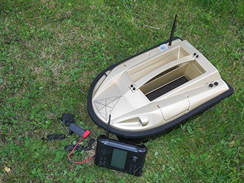 Prisma Bait Boat mit GPS und Echolot Baitboat Baitboot Bait Boot mit Fish Finder Futterboot Futter Boot Futterboat