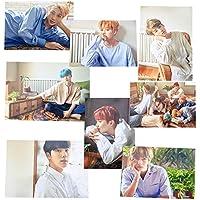 YEeyuTrwd Kpop Bangtan Boys BTS LOVE YOURSELF 'Her' 'Tear' 'Answer' Poster 8 Blätter
