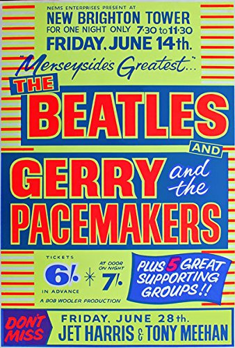 rr06-vintage-beatles-jerry-pacemakers-rock-roll-concert-gig-band-advertisement-poster-print-a4-297-x