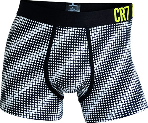 CR7 CRISTIANO RONALDO Fashion Trunk Boxer da uomo 2-Pack 521