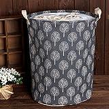 Generic 8: Wäschekorb Verschiedenes Container zusammenklappbar Aufbewahrungskorb Toys Home Kleidung Storage Bag Kleidung Organizer 35* 45CM